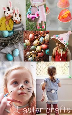 Kidstylefile Loves Craft: Easter Craft Projects