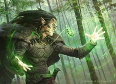 Elvish Mystic - hmm, pin to Fantasy, or pin to Yummy?  decisions, decisions.