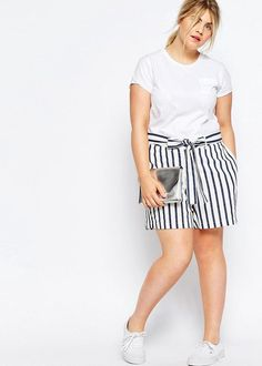 Last updated on April 2020 at pmAre sleeveless clothes okay with thick upper arms? Can I wear shorts? Ten questions and answers about styling plus size summer outfits for chic curvy girls. Sleeveless dresses with thick upper arms… Continue Reading → Curvy Outfits, Short Outfits, Plus Size Outfits, Summer Outfits, Casual Outfits, Fashion Outfits, Womens Linen Clothing, Plus Size Womens Clothing, Plus Size Fashion