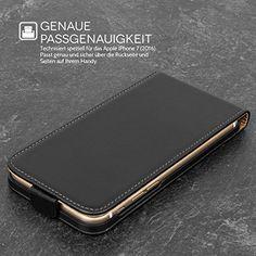 iPhone 7 Hülle, von Caseflex [Echt Leder] Leichtgewichtige & Schmale Klapphülle [Magnetverschluss] – Passgenau für das iPhone 7 (2016 Model) - http://www.xn--handyhllen-shop-4vb.de/produkt/iphone-7-huelle-von-caseflex-echt-leder-leichtgewichtige-schmale-klapphuelle-magnetverschluss-passgenau-fuer-das-iphone-7-2016-model/