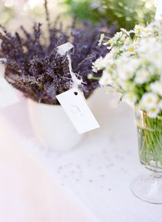 centerpieces for weddings lavender  | lavender wedding centerpieces
