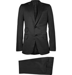 Gucci Heritage Two Button Lightweight Wool Suit | MR PORTER
