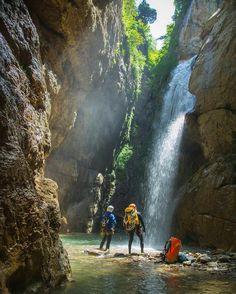 Beautiful Chakroud Valley, Gilan Province, IRAN
