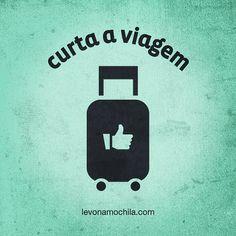 .@Levo na Mochila   Marque seus amigos que merecem curtir uma viagem  #levonamochila #curta #viaje