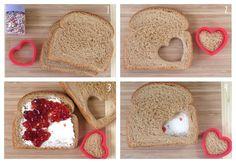 Fairy Sandwich Steps