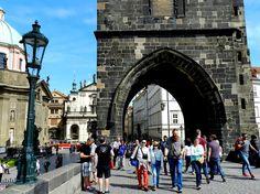 Charles bridge Prague 2015