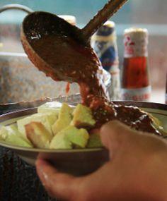 Ini di hucap, sarapan khas Kuningan http://www.perutgendut.com/read/hucap-sarapan-khas-kuningan/1116 #Indonesia #Nusantara #Food