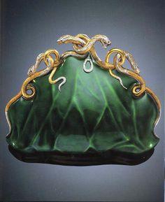 1968 Aloisia Rucellai evening bag - Google Search