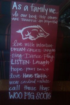 Oh, I am making one of these!!!  Wooo Pig Sooie...A little spay paint and a little paint pen!