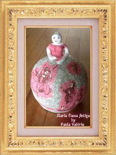 Maria Dama Antiga by Paula Valério