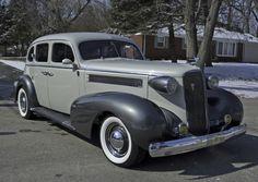 1937 Cadillac 60 360ci V8