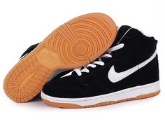 Nike SB Dunk Hi x Eric Koston Black Zapatos Air Jordan, Air Jordan Shoes, Nike Dunks, New Jordans Shoes, Air Jordans, Top Shoes, Black Shoes, Adidas Shoes, Sneakers Nike