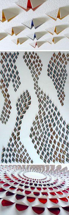 Paper art by Lisa Rodden