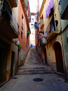 Old City, Tarragona, 2016