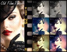 Ознакомьтесь с моим проектом @Behance: «Old Film Presets for Adobe After Effects CS 5.5» https://www.behance.net/gallery/48888141/Old-Film-Presets-for-Adobe-After-Effects-CS-55