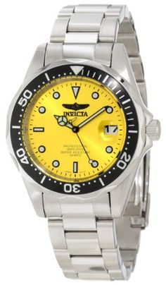 Awesome Invicta Men's 10663 Pro Diver Collection Bracelet and Rubber Watch Set  –  Prosociate