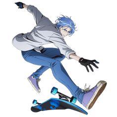 Oc Manga, Anime Oc, Anime Guys, Fandom, Japanese Exchange Student, Madara Wallpapers, E Skate, Half Japanese, Skateboard Design