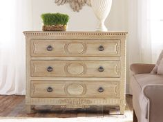 Weathered Oak Chest - Chests | Modern History