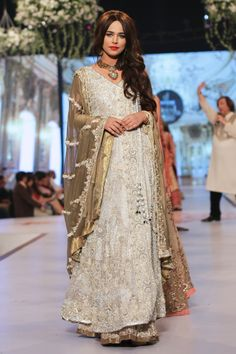 Rani Emaan Bridal Collection at PBCW 2014 Day 2