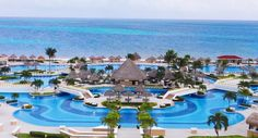 Moon Palace in Cancun....can't wait!