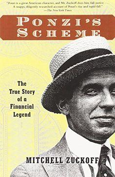 Ponzi's Scheme: The True Story of a Financial Legend by Mitchell Zuckoff http://www.amazon.com/dp/0812968360/ref=cm_sw_r_pi_dp_DymRwb165FQWF