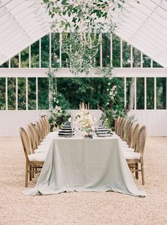 This Blue Ridge Mountains wedding with dramatic, overgrown flowers, moody hues and Dutch flower inspired invites is simply the talk of the town right now. We love the way this team of creatives built a botanical world entirely its own, complete with smoke bush, hydrangea and wispy lunaria! An embroidered Claire Pettibone gown completes the romantic greenhouse wedding vibes, and we cannot wait for you to glimpse all the wonderful details up close on Ruffled Blog now…