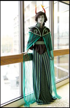 AkiCon  2012 - Dolorosa from Homestuck   http://www.flickr.com/photos/55365309@N07/8130048130/in/photostream