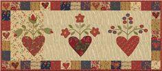 love these hearts by Jan Patek!