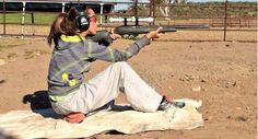 Don't forget to breathe -- 4 breathing methods for shooters (and hunters) - Hunting, shooting, fishing and adventure for women by women