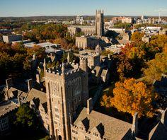 America's Most Beautiful College Campuses: Duke University: Durham, NC
