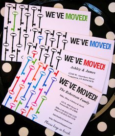 Tell Everyone You've Moved with These Stylish Change of Address Cards                                                                                                                                                                                 More