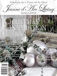 In stock! Jeanne d' Arc Living Magazine November. 11-14
