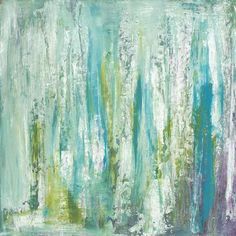 Modern abstract art has decorative color tones that inspire, Comfort Wall Art
