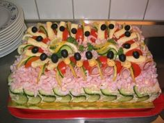 Mallan - Sandwich Cake!