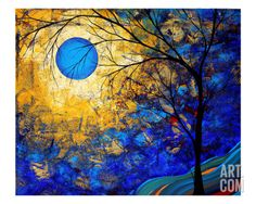 Renaissance Giclee Print by Megan Aroon Duncanson at Art.com