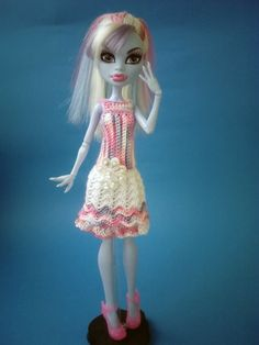 Monster High handmade clothes by OdejdaKykle on Etsy