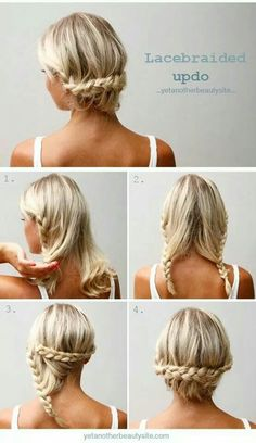 laCe hairStyle