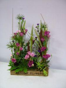 floral veggetative design | European Vegetative'