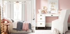 Avalon Storage Canopy Bedroom | RH TEEN