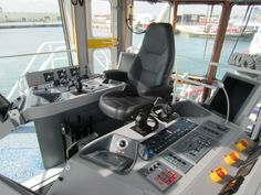 Alphatron Marine reports that it has delivered its AlphaBridge tugboat console system to the RT Trident, owned by Seabulk Towing of Fort Lauderdale, F...