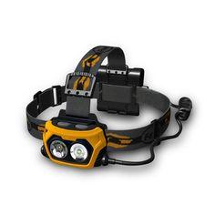 29-Sep-14 | Fenix HP25 | Waterproof to IPX6 LED Headlamp | 360 Lumen max ! Independent Dlood & Spot beams