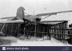 Image result for finnish fieseler storch