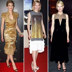 Cate Blanchette is another remarkable actress in list of Australian Fashion industry.