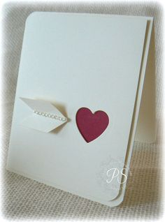 Hearts a Flutter by pennysmiley - Cards and Paper Crafts at Splitcoaststampers