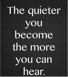 Quiet Reflection - Follow effective action with quiet reflection.  From the quiet reflection will come even more effective action.  ~ Peter Drucker