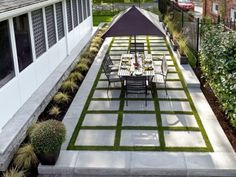 25 of the Most Inspiring Outdoor Patios Ideas for a This Summer Outdoor Rooms, Outdoor Decor, Outdoor Patios, Outdoor Ideas, Outdoor Living, Patio Slabs, Backyard Patio Designs, Home Landscaping, Driveways