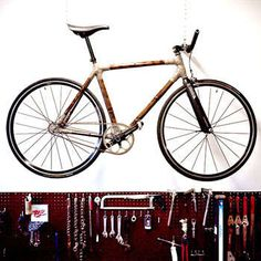Cost-Conscious Bamboo Bikes : Greencycle-Eco