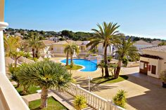 New listing! Beautiful apartment with pool. #costablanca #holidayspain #villa #benissa #calpe #moraira #turisol