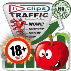 Buy Hclips,com Adult Web Traffic