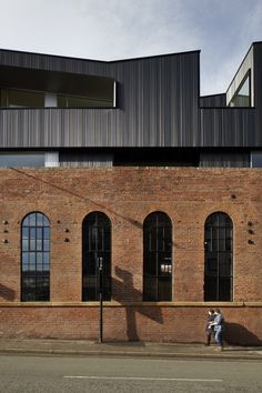 Uitbreiding op dak oud industriegebouw, Project Orange
